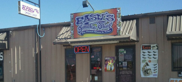Easy's Smoke Shop of Keller, Texas - Glass Pipes, vaporizers