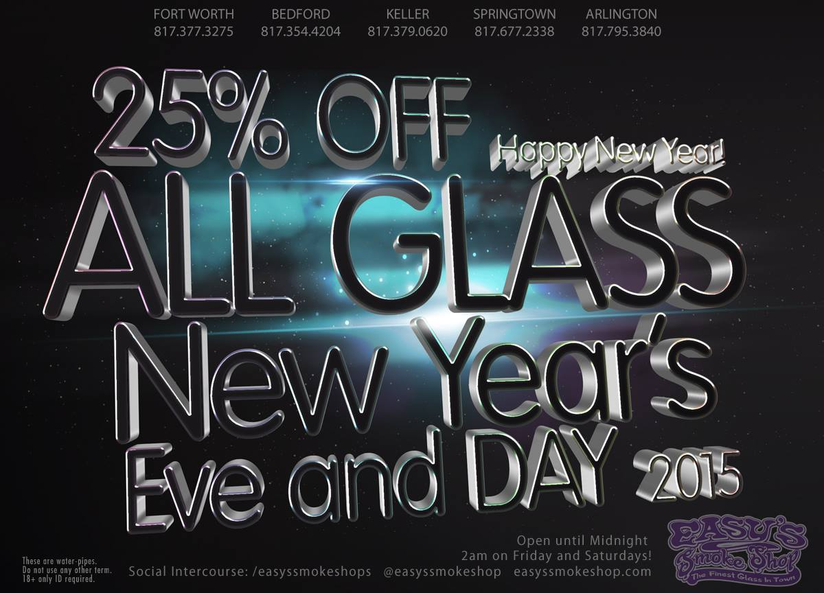 New Year's Sale 2015