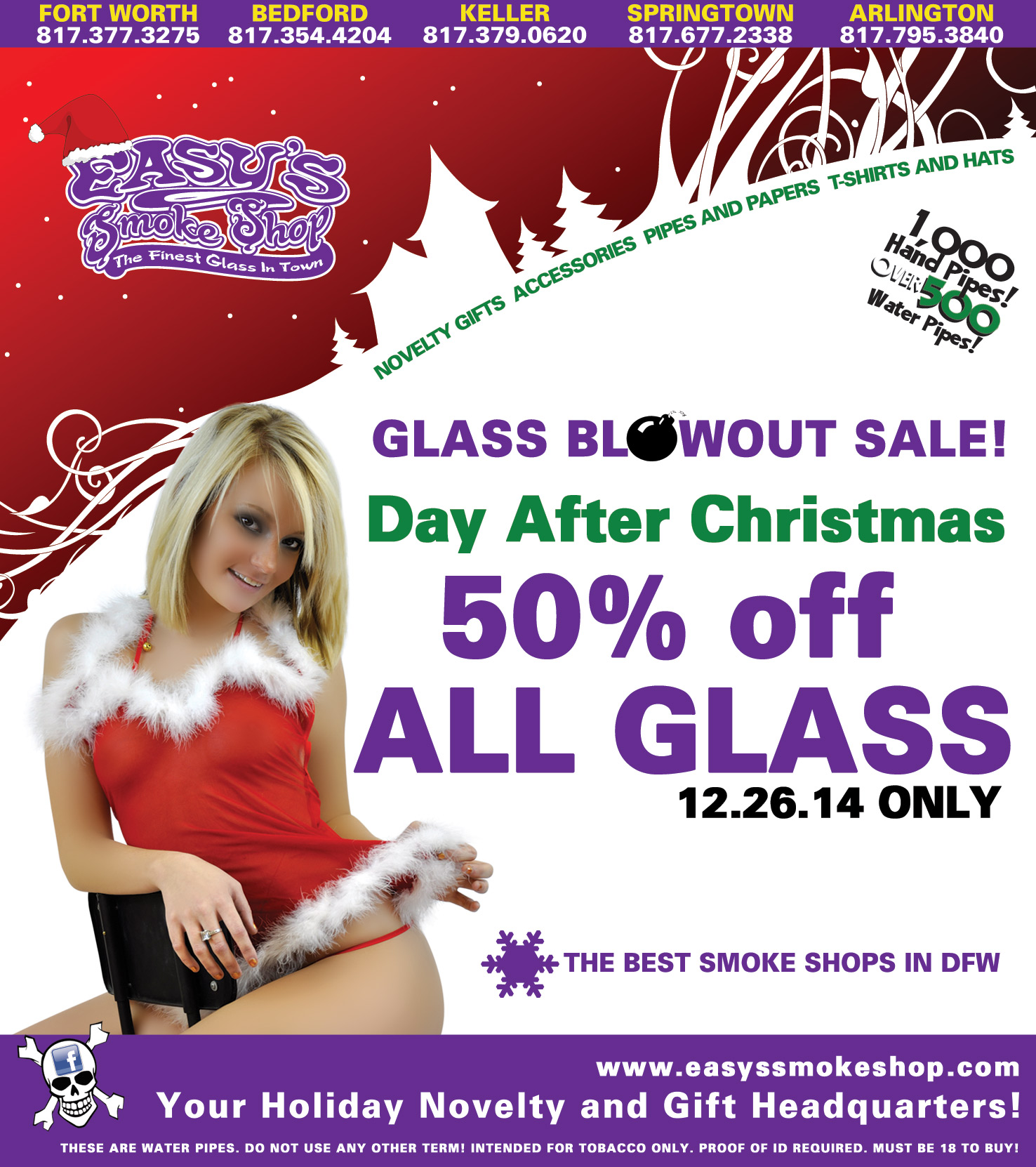 Day After Christmas Sale 2014
