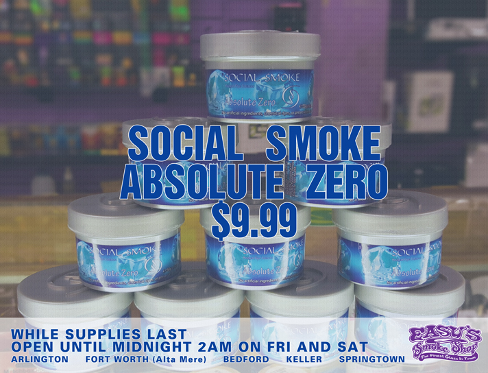 Social Smoke at Easy's Smoke Shop