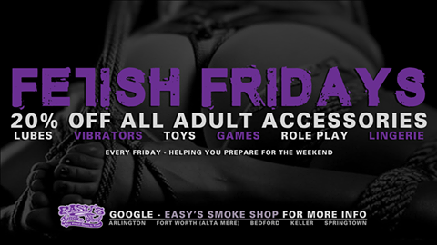 fetish fridays dfw